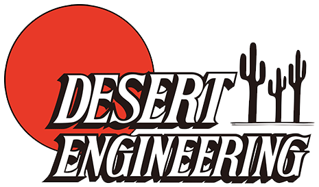 Desert Engineering Logo